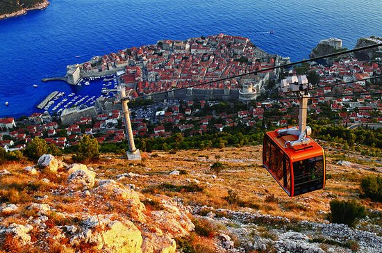 Dubrovnik Cable Car Round-Trip Ticket