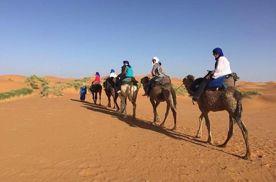 Private Tour 3 Days from Marrakech to...