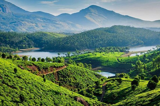Excursão às estações de Hill Kerala
