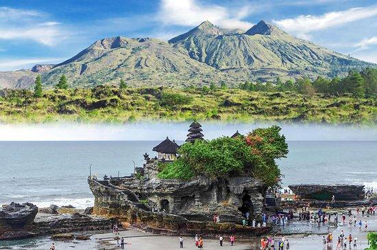 Privat helgedag Kintamani Volcano og...
