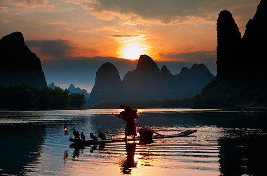 Yangshuo Cormorant Fishing and...