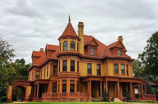 Mansions and Marvels of Oklahoma City...