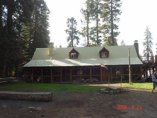 Springville, Californie : Lewis Camp Pack Station