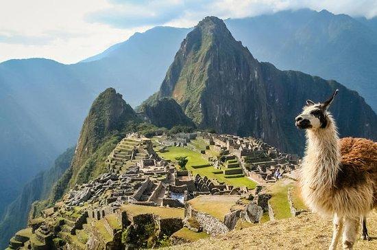 Machu Picchu en Rainbow Mountain Tour ...