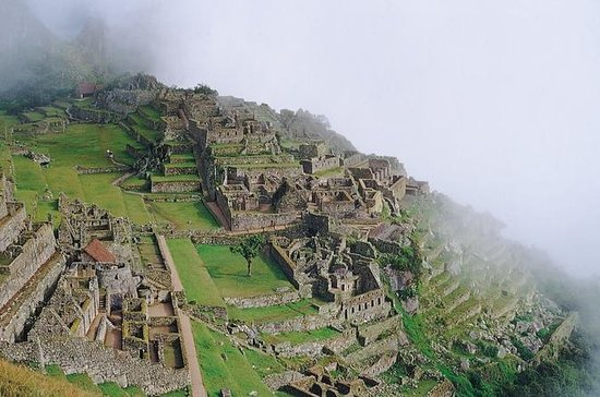Tour a Machu Picchu con The 360...