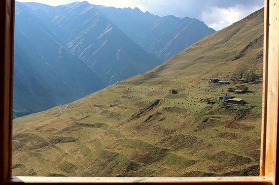 7-daagse trekking van Tusheti naar ...