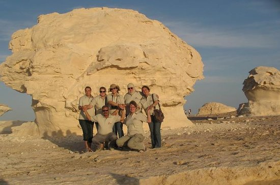 White Desert and Bahariya Oasis...