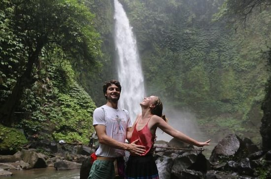 Bali Private Tour Waterfall with...