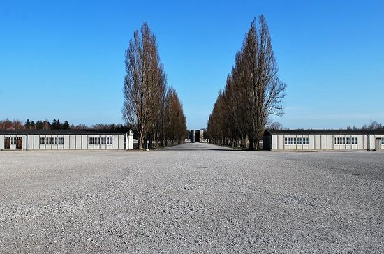 In Their Shoes Dachau Memorial Tour ...
