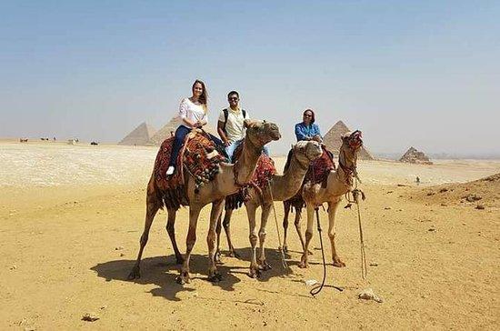 Giza Pyramids-Camel Ride-Trip bei...