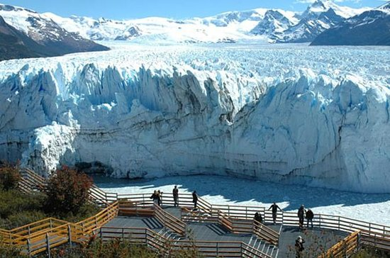Perito Moreno Balconies Day Trip from...