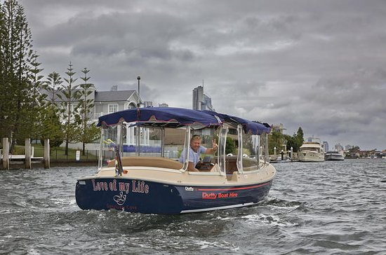 Gold Coast Private Skippered Limo on...