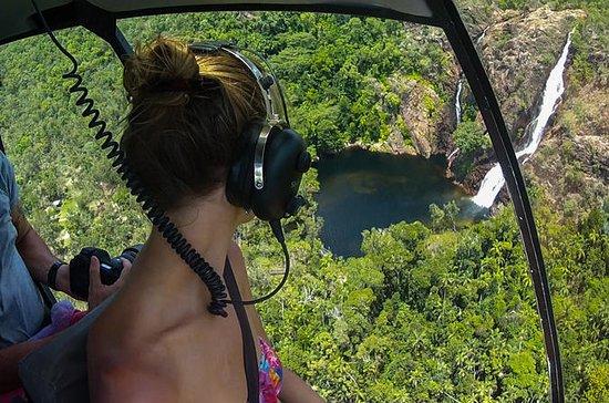 Excursão de helicóptero pelo Parque...