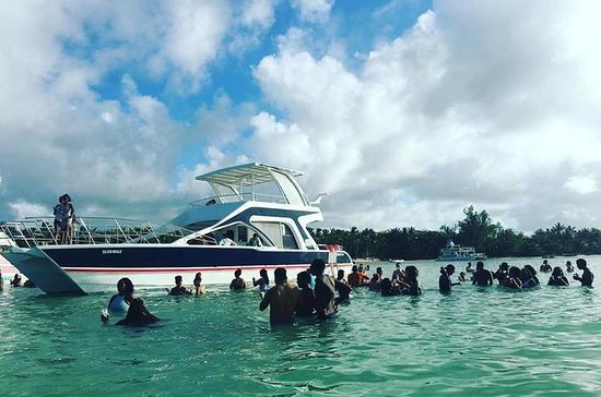 Punta Cana Caribbean Party Boat con