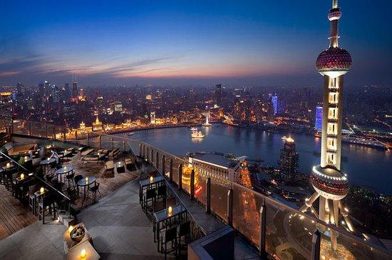 Jantar autêntico em Xangai e cruzeiro...