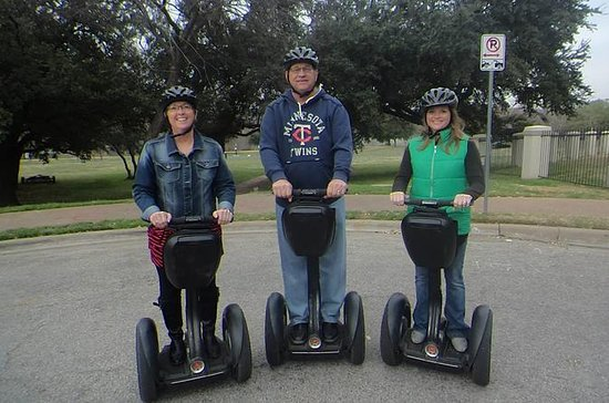 The Ultimate Austin Segway Tour