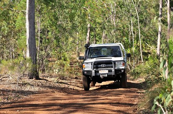 Tour 4WD di 2 ore: Groote Eylandt