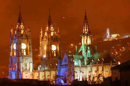 Quito SuperSaver: Halve dag tour, het ...