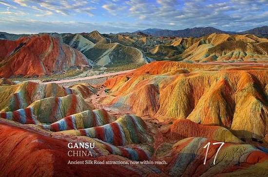 2-Day Zhangye Private Tour: Binggou...