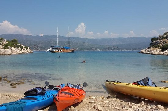 Sea Kayaking Tour of Kekova Sound