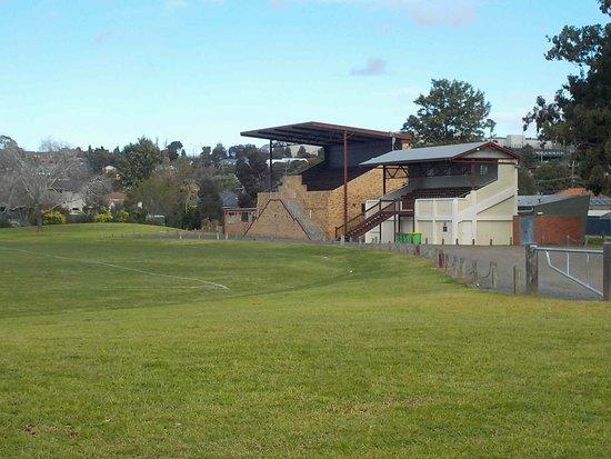 Maribyrnong, Australien: Stadium