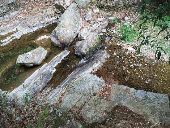 Bhalu Gaad Waterfalls: For Geologists :)