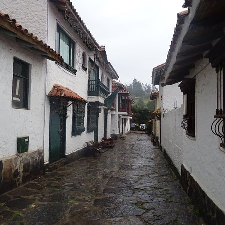 Pueblito Boyacense: The best way to know some little towns of Boyacá in one single place. You'll find replicas of th