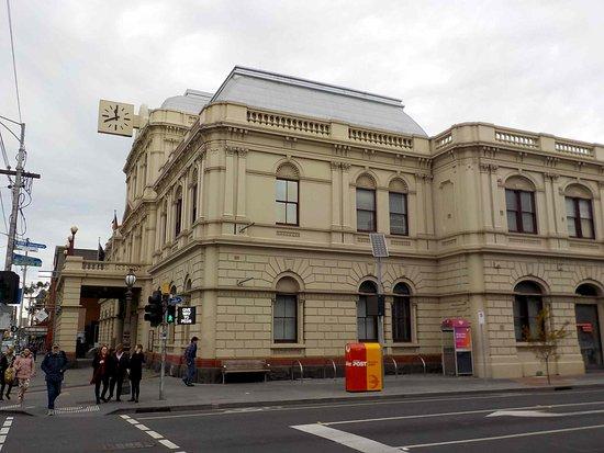 Brunswick, Australia: Corner view