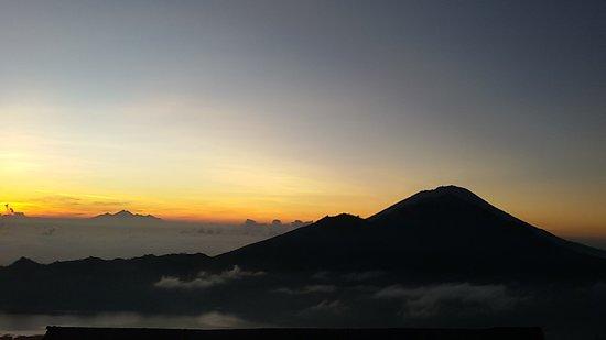 Сонган, Индонезия: Mount Batur Bali