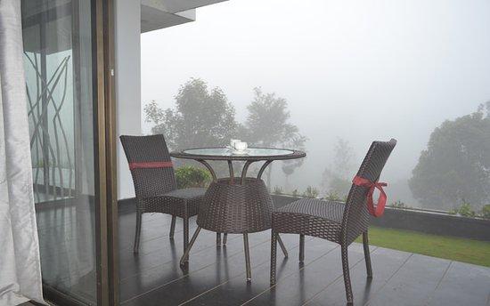 Chooralmala, India: top of the home