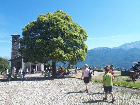 Capannoli, إيطاليا: Santuario Della Madonna del Ghisallo - Museo Del Ciclismo