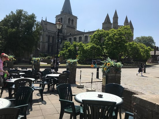 Rochester Cathedral-billede