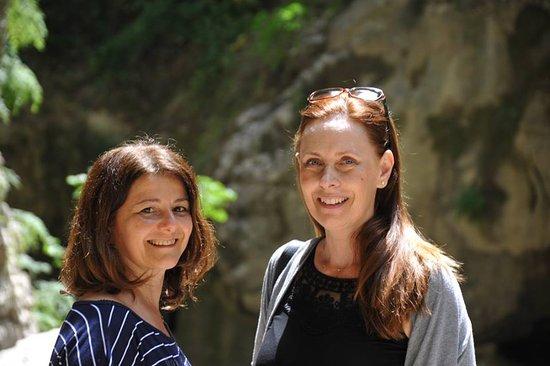 Preveza, Yunani: Άννα Πήλιου & Ευρυνόμη Ζάβρα