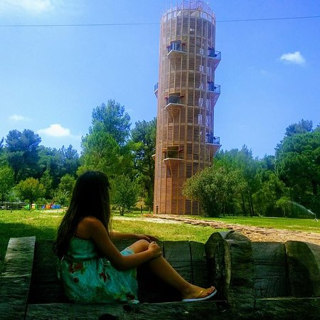 Divjake, Albania: tower