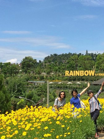 Rainbow Garden (Lembang) - 2018 All You Need to Know Before You Go ...