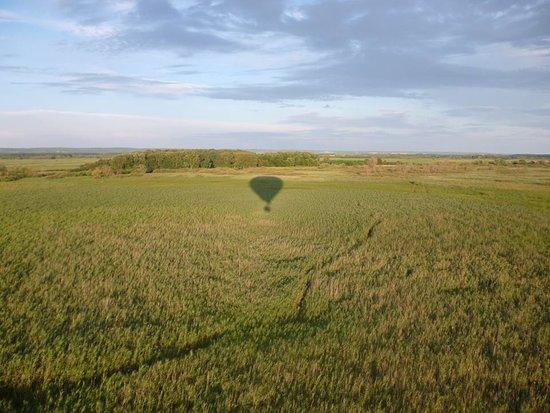 Cserszegtomaj, Hongarije: Az árnyékunk