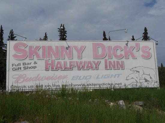 Consider, that dick halfway inn skinny something is
