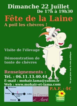 Roujan, France: Fête de la laine 2018 à la Ferme d'Auré