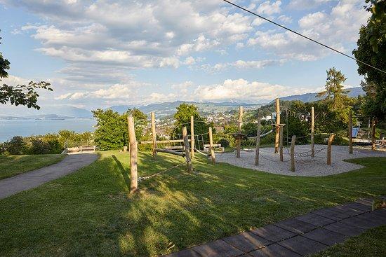 Waedenswil, Switzerland: Wirtschaft Schönegg - Spielplatz