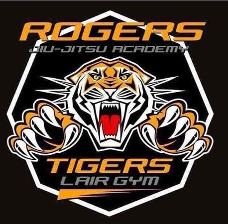 Gosport, UK: Rogers Jiujitsu Academy