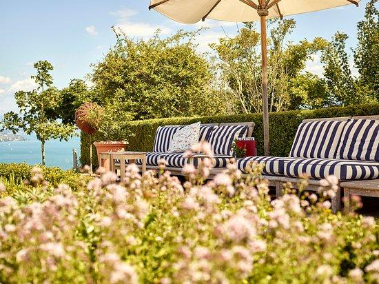 Waedenswil, Switzerland: Wirtschaft Schönegg - Lounge