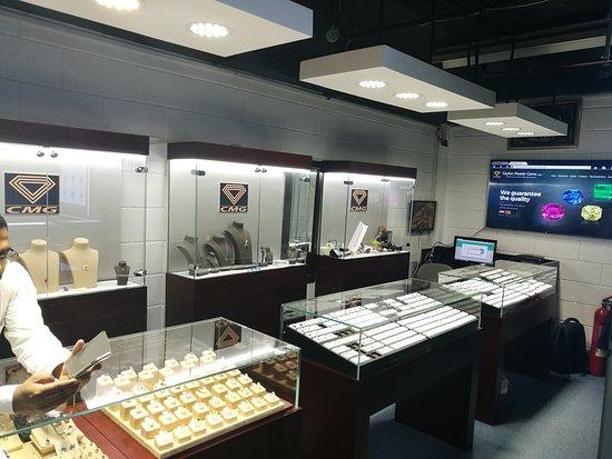 Ceylon Master Gems