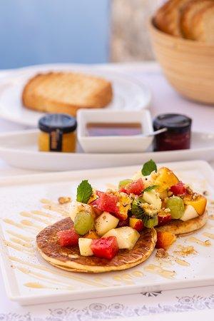 Anemomilos Apartments: Anemomilos Breakfast