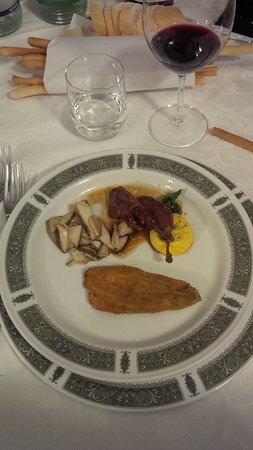 Province of Cuneo, Italie : antipasto 1