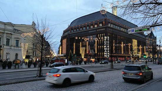 Stockmann Department Store