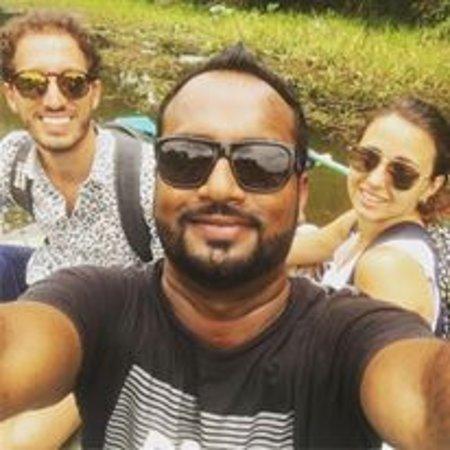 Kochchikade, Sri Lanka: Tour on Lake