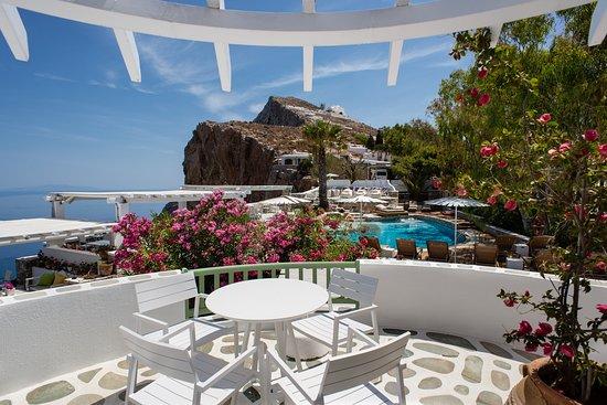 Anemomilos Apartments: Green Studio View