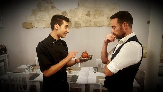 lo chef jacopo martellini