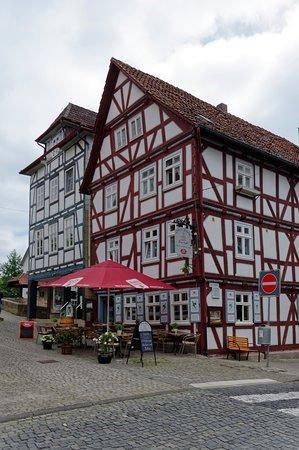 Melsungen, Almanya: Front view