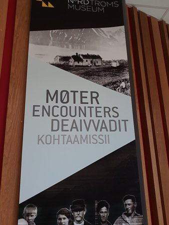 Storslett, Норвегия: Samisk , kvensk og norsk kultur i Nord-Troms.